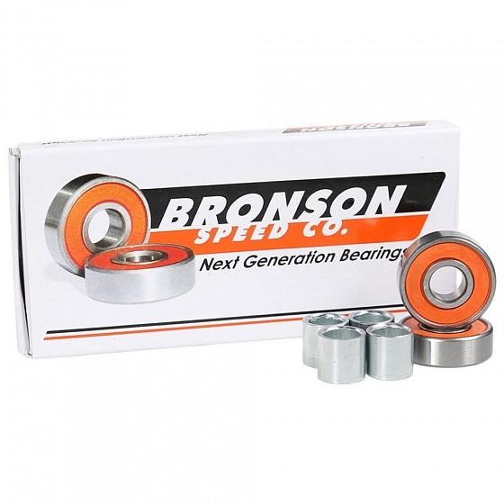 Подшипники для скейтборда BRONSON G2 Bronson Speed Co.  - купить со скидкой