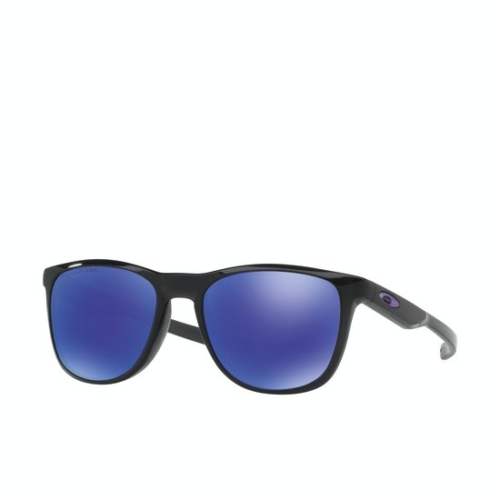 фото Солнцезащитные очки oakley trillbe x matte black ink /violet iridium polarized 2020