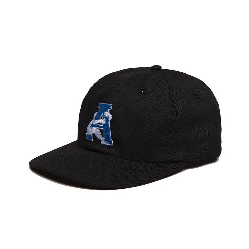Шестипанельная кепка ALLTIMERS Love Thyself Hat Black 2020