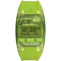 Часы NIXON Comp S A/S All Neon Green