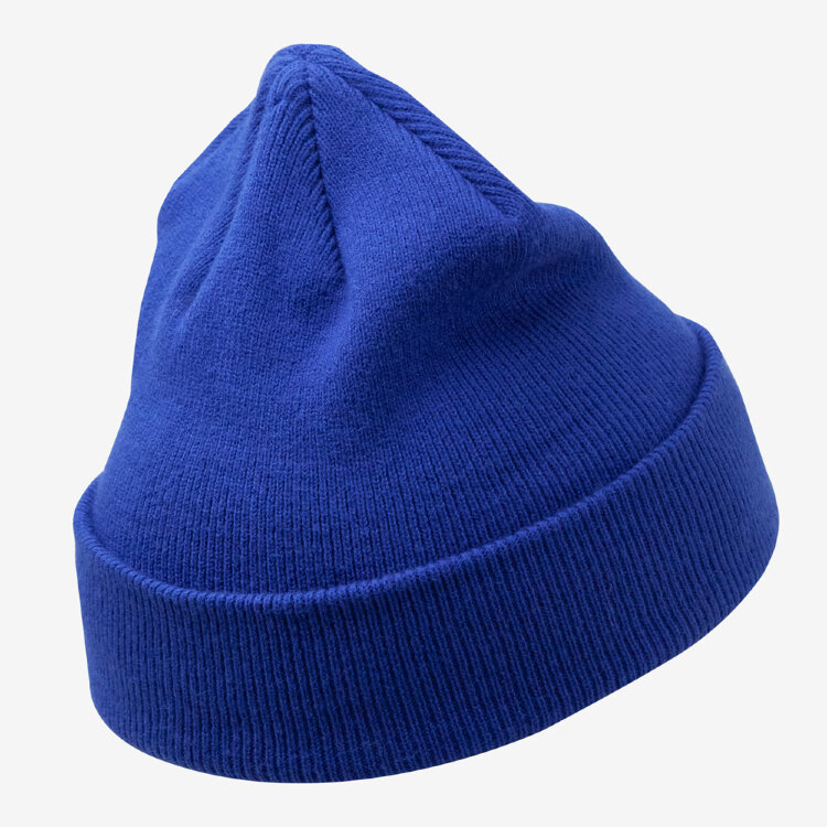Шапка 686 Standard Roll Up Beanie Strata Blue, фото 2