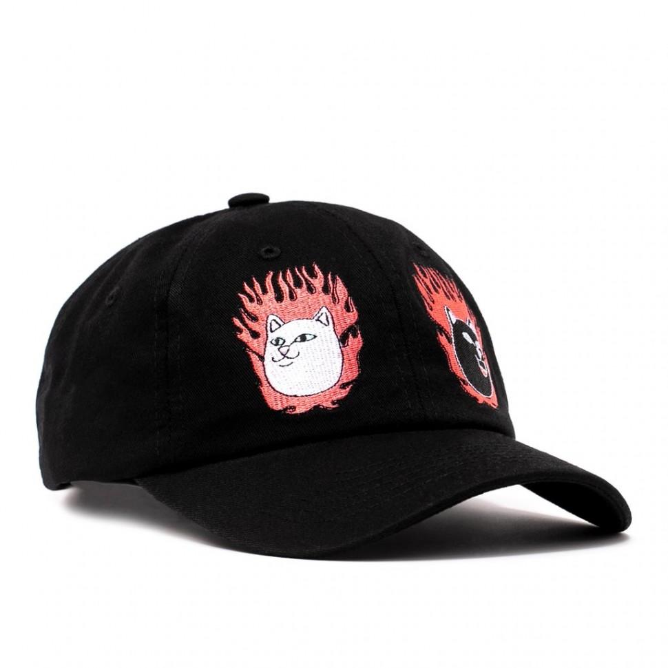 Кепка RIPNDIP Expressions Dad Hat Black