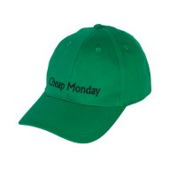 Кепка CHEAP MONDAY Cm Baseball Cap Grass Green