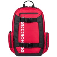 Рюкзак DC SHOES Chalkers M Bkpk Racing Red 28L