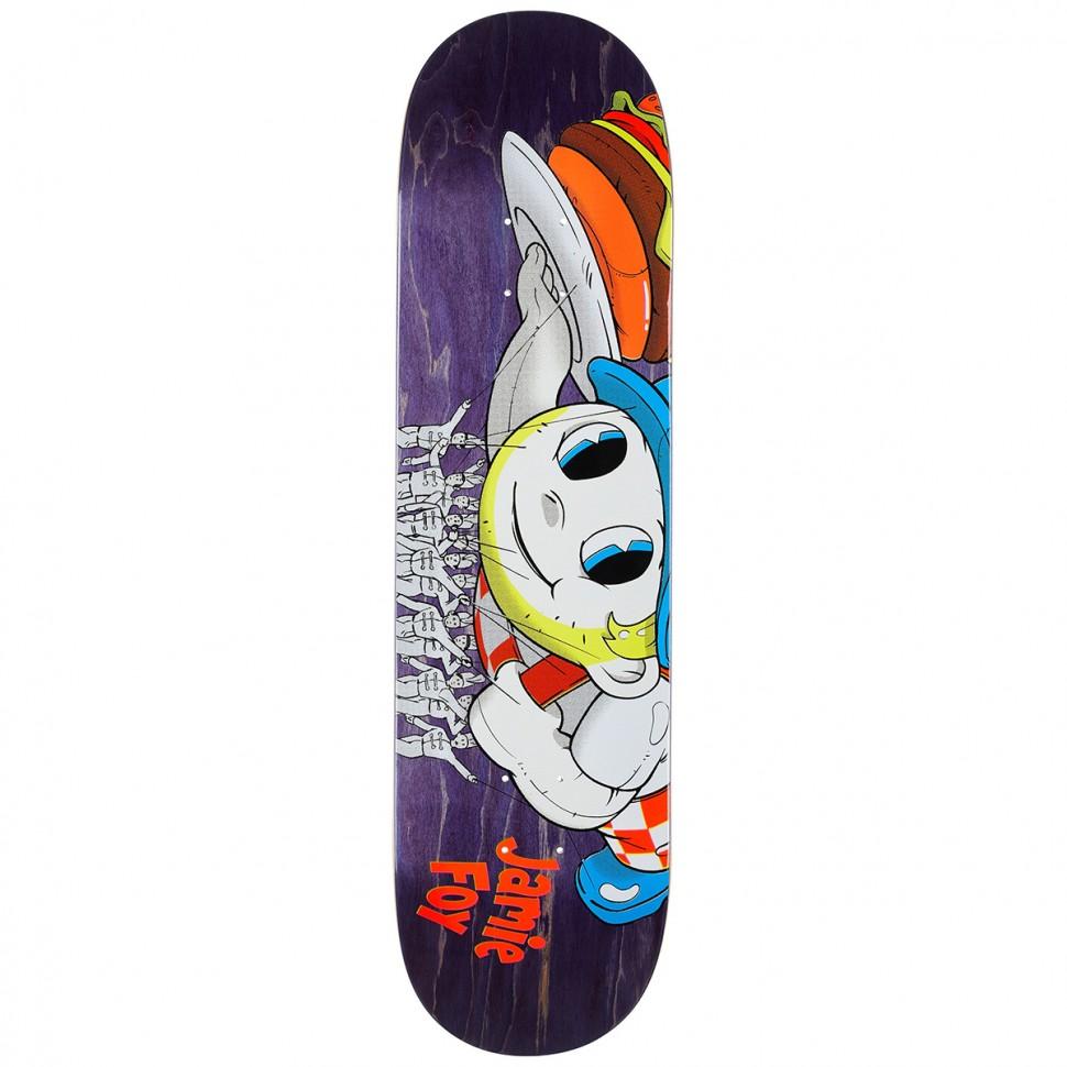 Дека для скейтборда DEATHWISH Jf Big Boy Parade Deck  8.25 дюйм