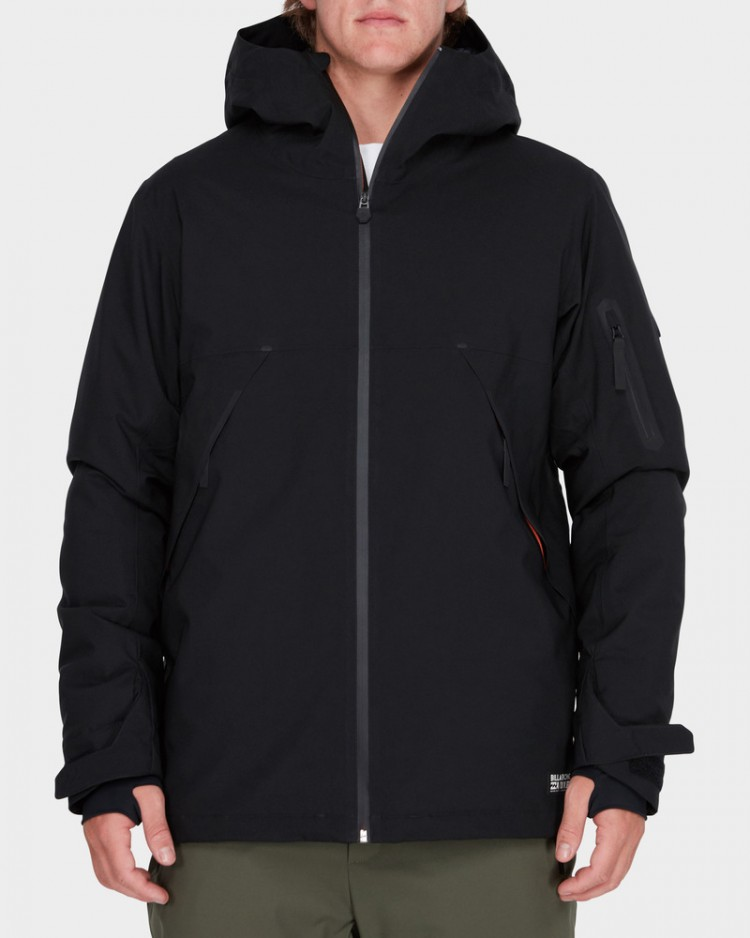 Купить Куртка для сноуборда мужская BILLABONG Expedition Black Caviar, Вьетнам