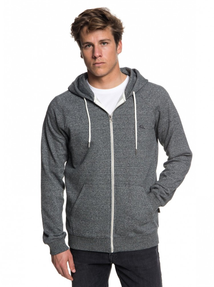 Купить Кардиган QUIKSILVER Everydayzip M Dark Grey Heather, Пакистан