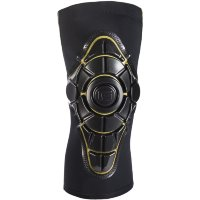 Защита G-FORM PRO-X KNEE PADS A/S Black/Yellow