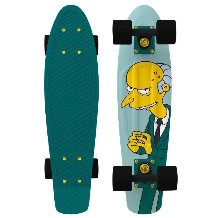 Купить Комплект Лонгборд PENNY Simpsons 22 Ltd EXCELLENT BURNS, Китай