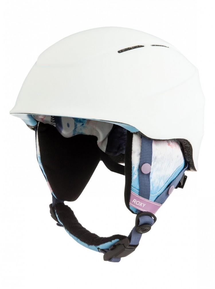 Купить Шлем д/горных лыж и сноуборда ROXY Millbury J Bright White_Snowyvale, Китай