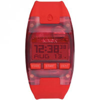 Часы NIXON Comp S A/S All Red