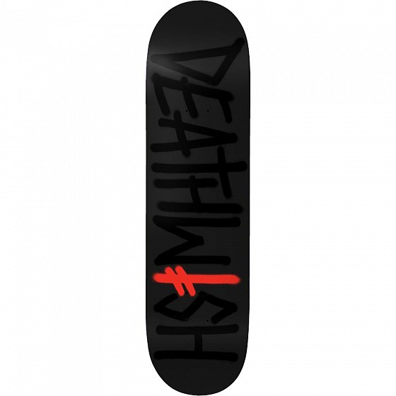 Купить Дека для скейтборда DEATHWISH Deathspray 8.475 , Мексика