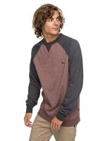 Джемпер мужской QUIKSILVER Everydaycrew M Marron Heather