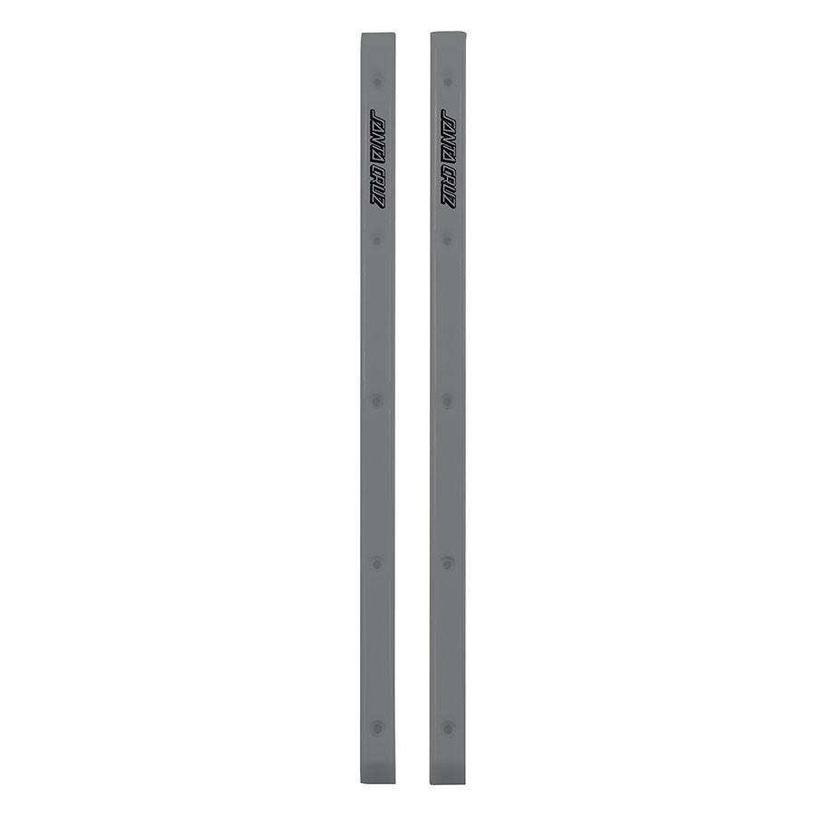 Накладка на деку SANTA CRUZ Slimline Rails Silver 2020 фото