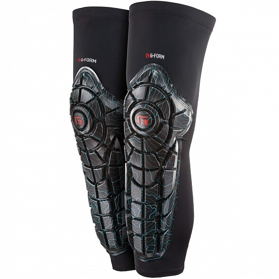 Купить Защита G-FORM Pro-X Knee-Shin SS18 Teal Topo