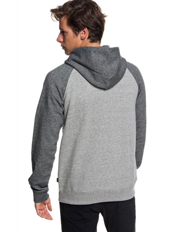 Кардиган QUIKSILVER Everydayzip M Light Grey Heather, фото 4