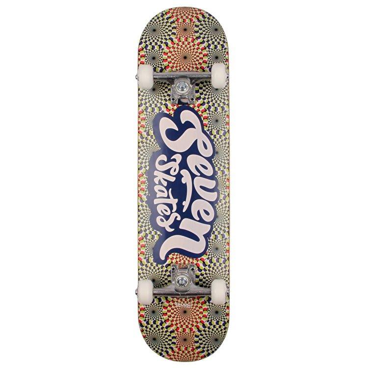 Купить Комплект Скейтборд SEVEN Mind Trick V2, Китай