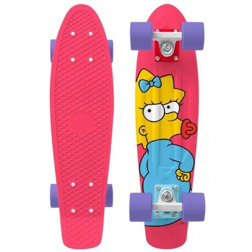 Купить Комплект Лонгборд PENNY Simpsons 22 Ltd MAGGIE, Китай