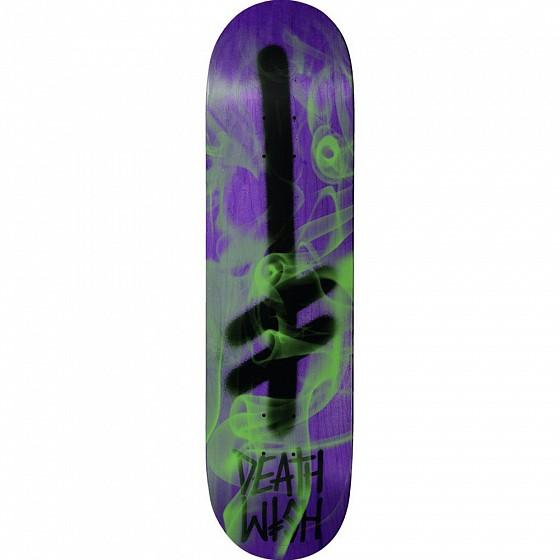 Купить Дека для скейтборда DEATHWISH Gang Logo Color Block 8.25 , Мексика