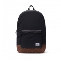 Рюкзак HERSCHEL Packable Daypack Black/Saddle Brown