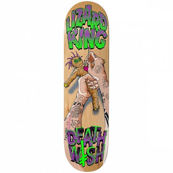 Дека для скейтборда DEATHWISH Lk Voodoo Deck 8.25  - купить со скидкой