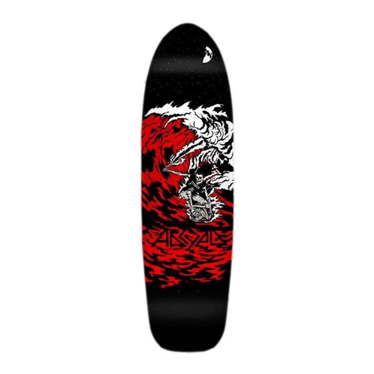 Купить Дека для скейтборда Absurd Волны крови ABSVOLKR, Китай