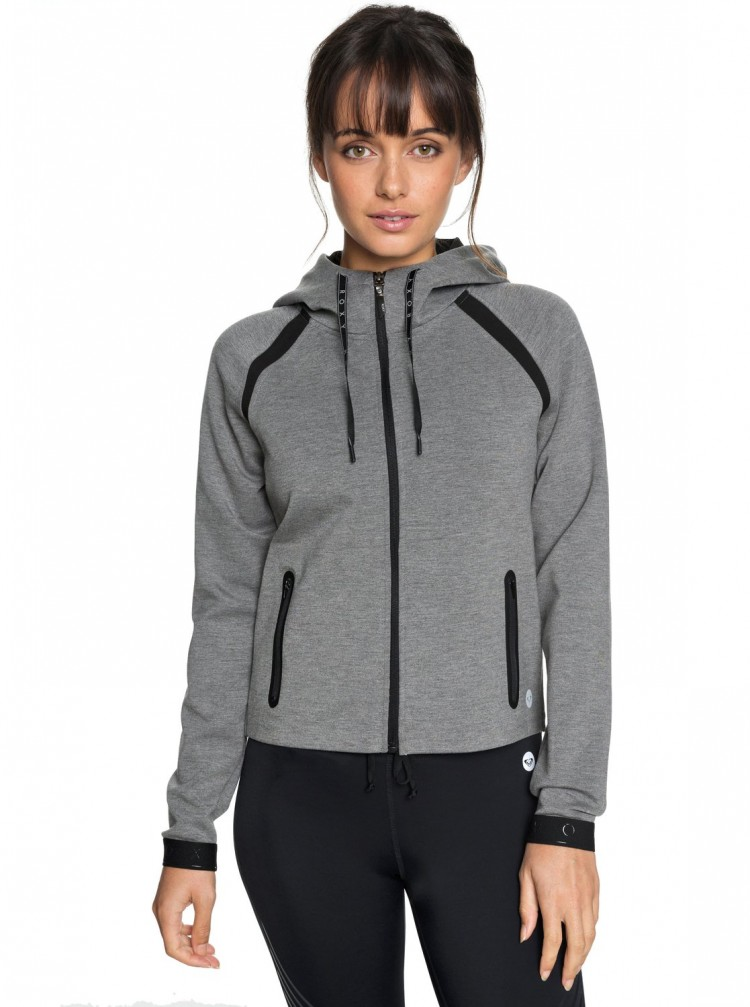 Купить Кардиган ROXY Love Like A Sta J Charcoal Heather, Китай