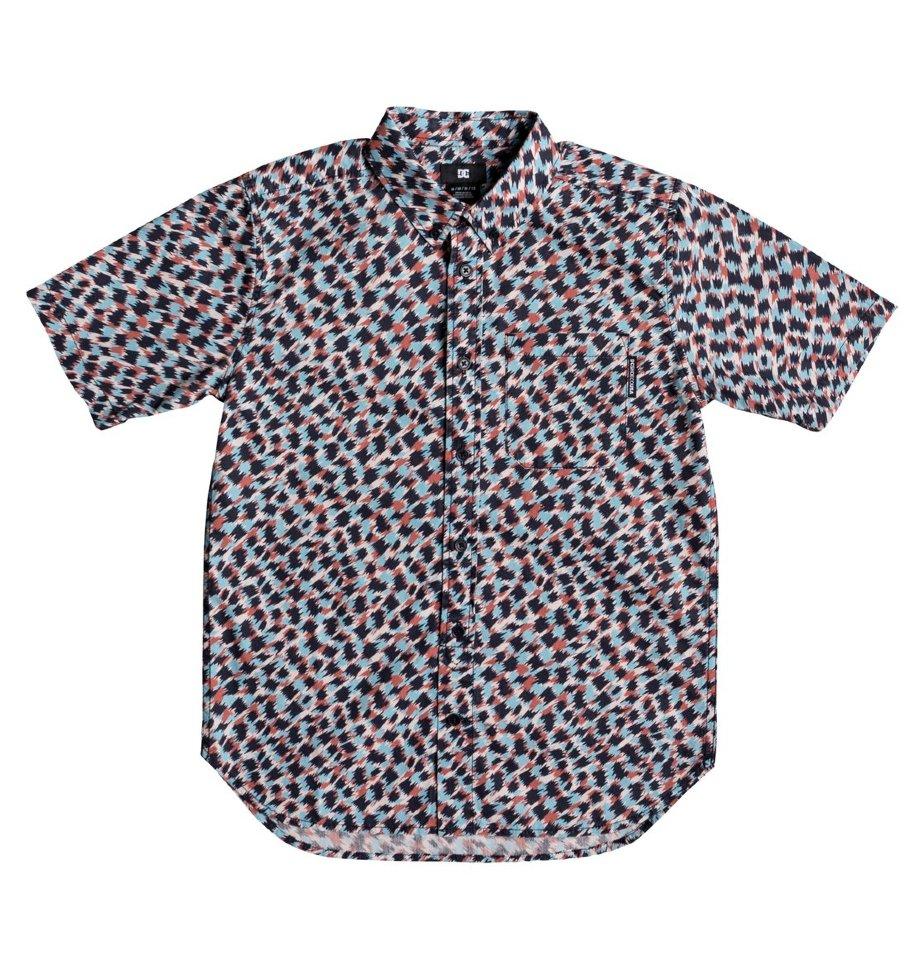 a40024afb Рубашка для мальчиков-подростков DC SHOES Hepscott Boy B Dark Indigo