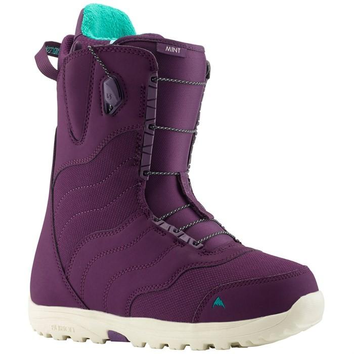 Купить Ботинки для сноуборда женские BURTON Mint Purps, Китай