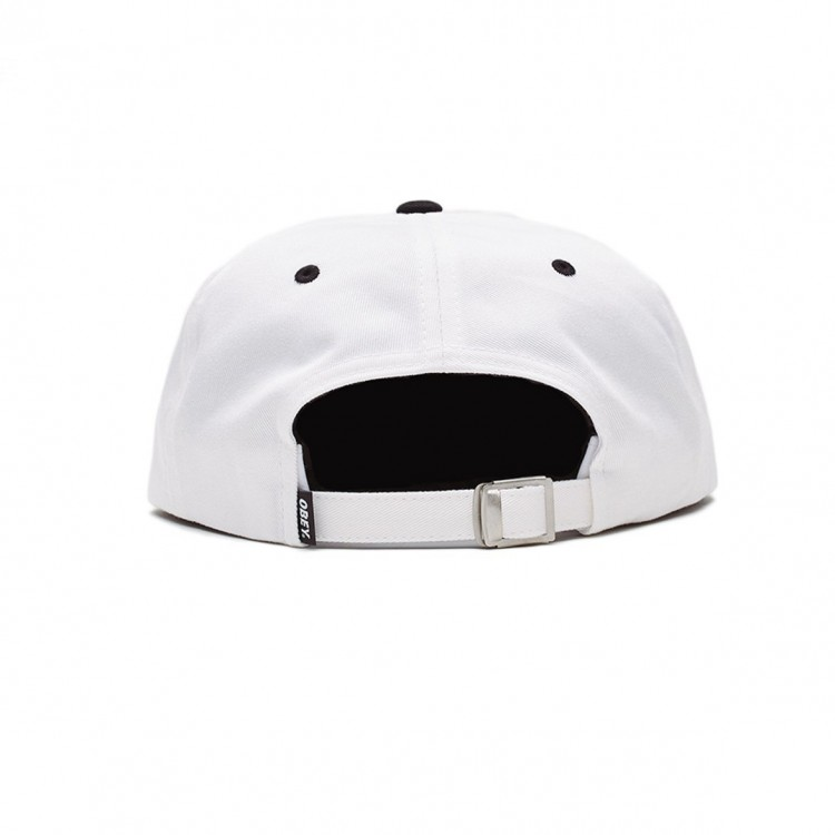 Шестипанельная кепка OBEY Icon 6 Panel Strapback White Multi 2020, фото 2