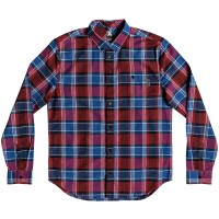 Рубашка DC SHOES Northboat Ls M Wvtp Racing Red