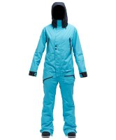 Комбинезон женский AIRBLASTER Women'S Insulated Freedom Suit GNU Blue