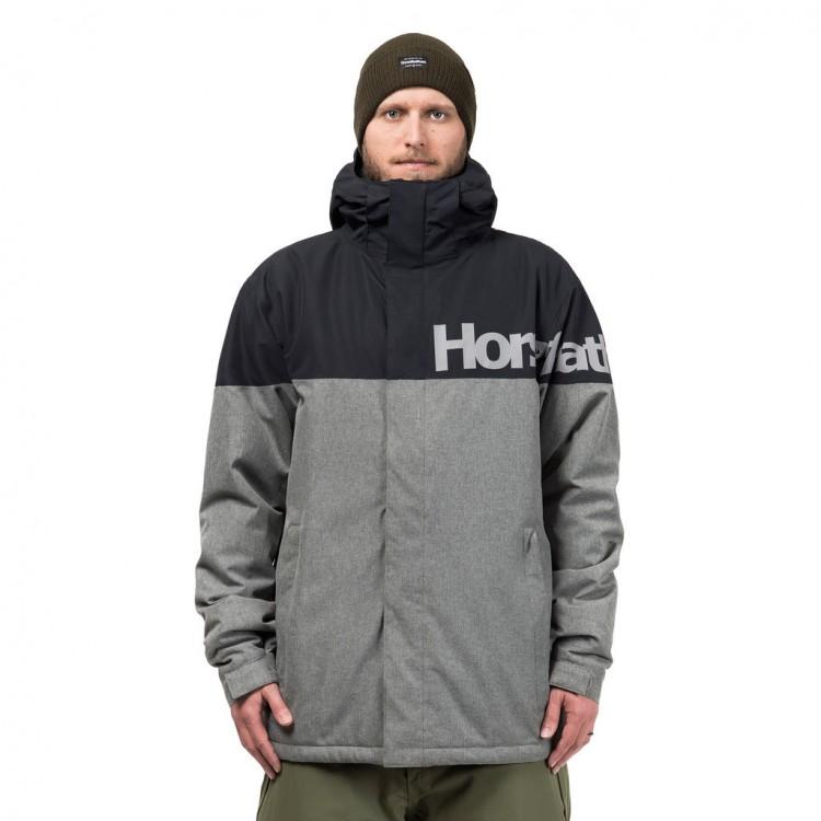 Купить Куртка для сноуборда мужская HORSEFEATHERS M Gannet Jacket Gray Melange