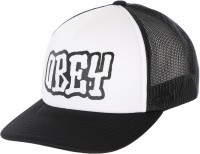 Кепка OBEY Loot Trucker Hat Black