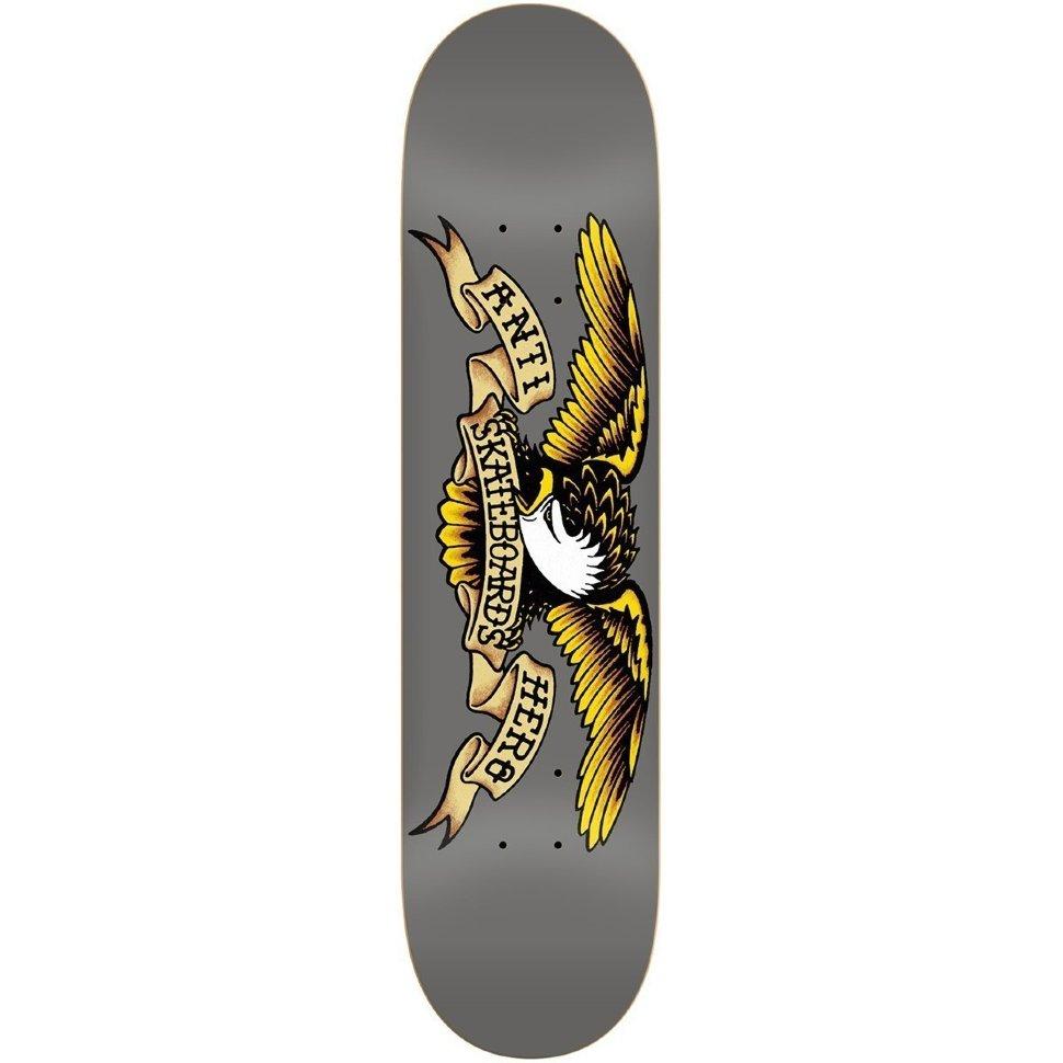 Дека скейтборд ANTI-HERO Brd Classic Eagle Assorted 888560094642