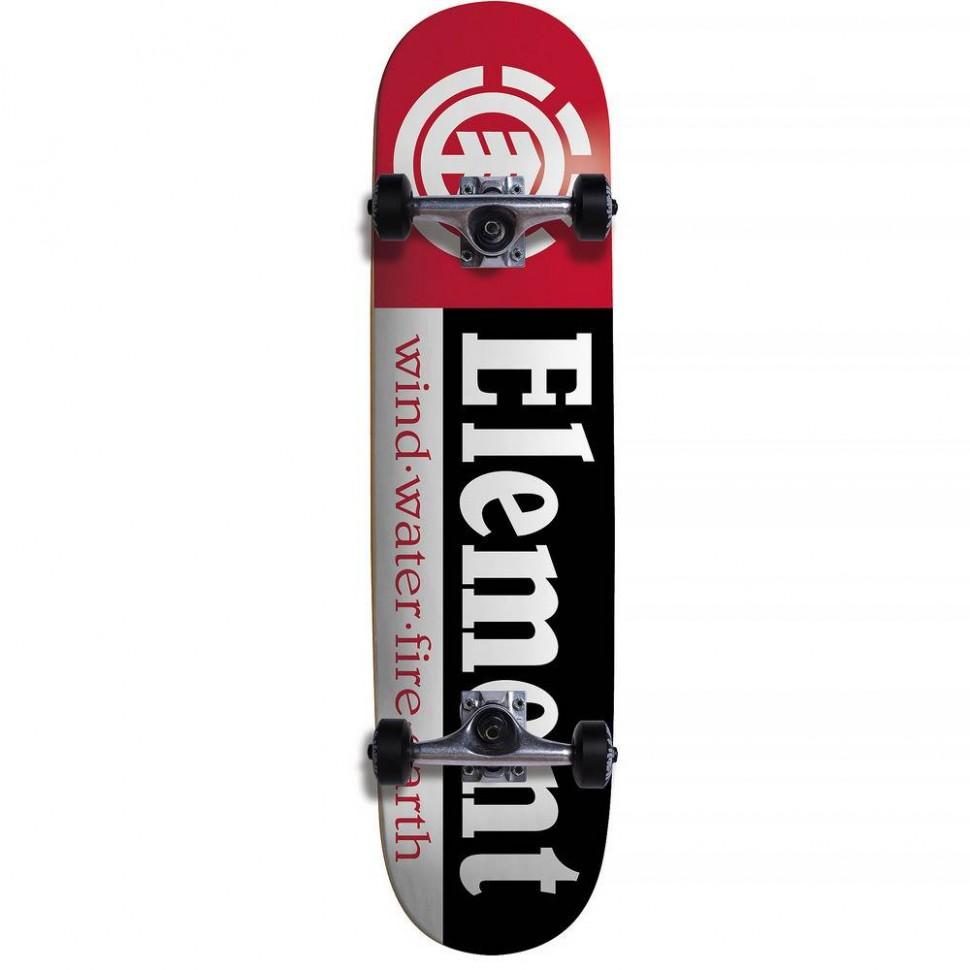Скейтборд комплект ELEMENT Section 7.75 дюйм  2022