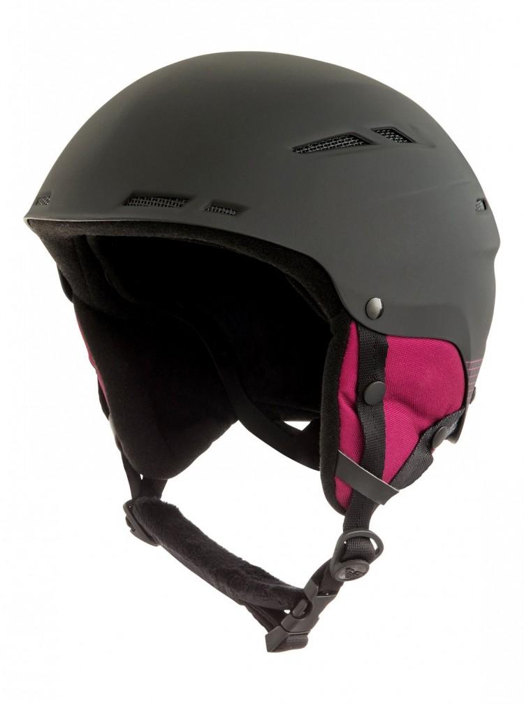Купить Шлем д/горных лыж и сноуборда ROXY Alley Oop J True Black, Китай