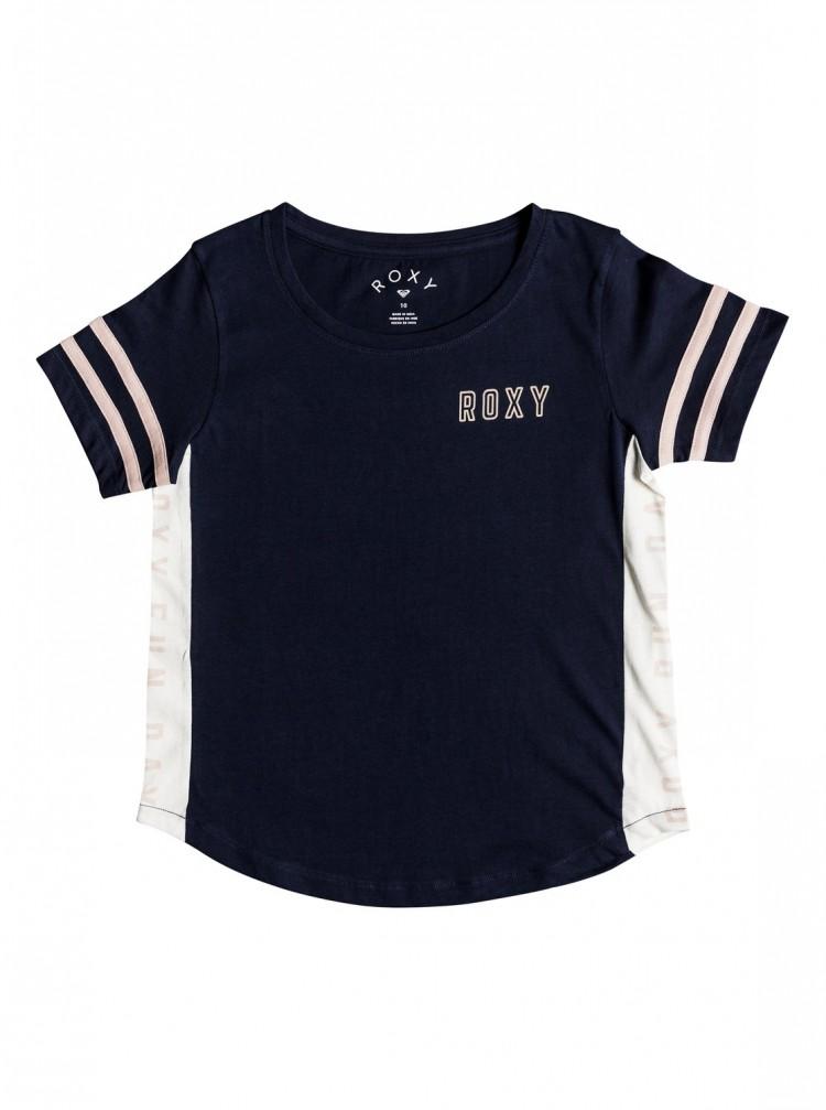 Купить Футболка ROXY Lucky You G Dress Blues, Индия