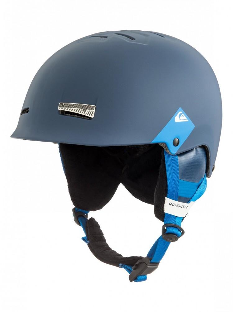 Купить Шлем д/горных лыж и сноуборда QUIKSILVER Skylab Srt M Dress Blues, Китай