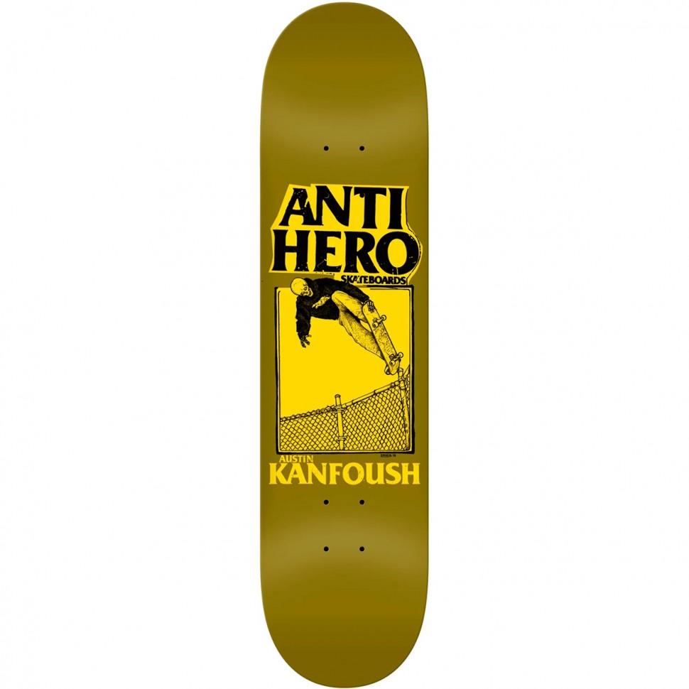 Дека для скейтборда ANTI-HERO Brd Kanfoush X Lance Ii  8.5 дюйм