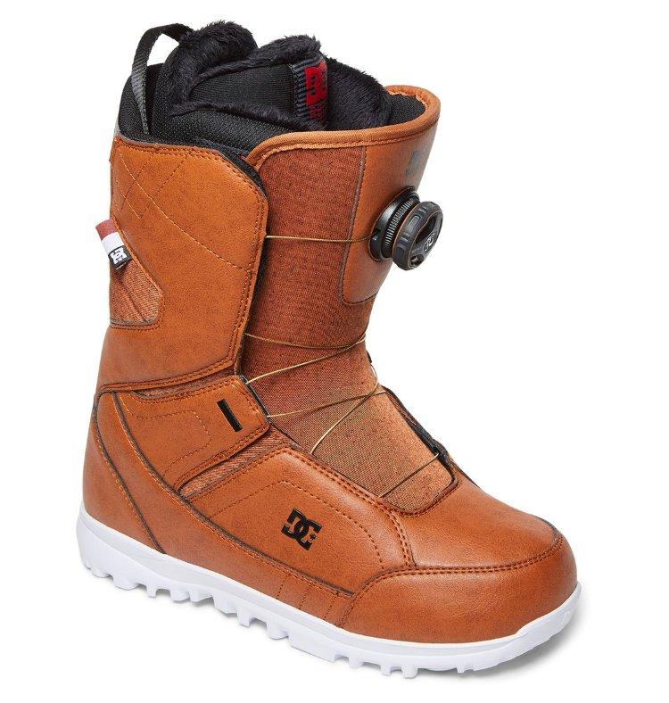 d7fa19412c7a Ботинки для сноуборда женские DC SHOES Search Brown — купить в ...