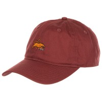 Кепка мужская ELEMENT Fluky Dad Cap Oxblood Red