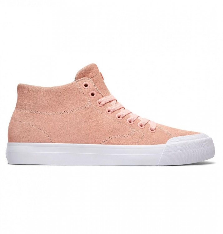 Кеды DC SHOES Evan Hi Zero M Shoe Light Pink, фото 1