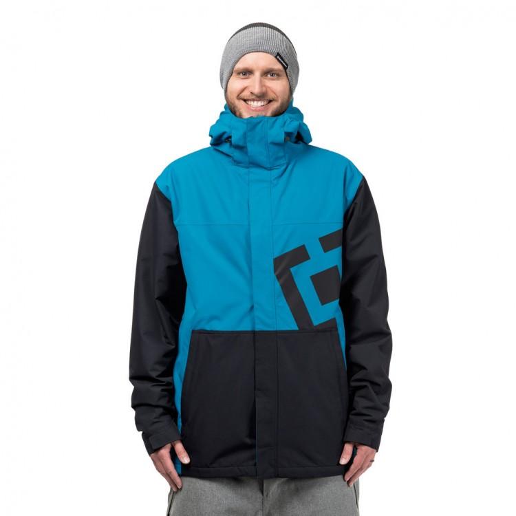 Куртка для сноуборда мужская HORSEFEATHERS M Falcon Jacket Blue ... 511924e3afd