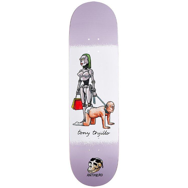 Купить Дека скейтборд ANTI-HERO Brd Evolution Trujillo, Мексика