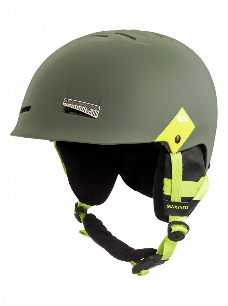 Купить Шлем д/горных лыж и сноуборда QUIKSILVER Skylab Srt M Grape Leaf, Китай