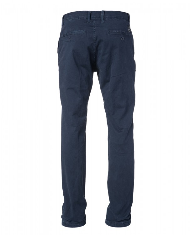 Брюки RIP CURL Travellers Straight Chino Pant Mood Indigo, фото 2