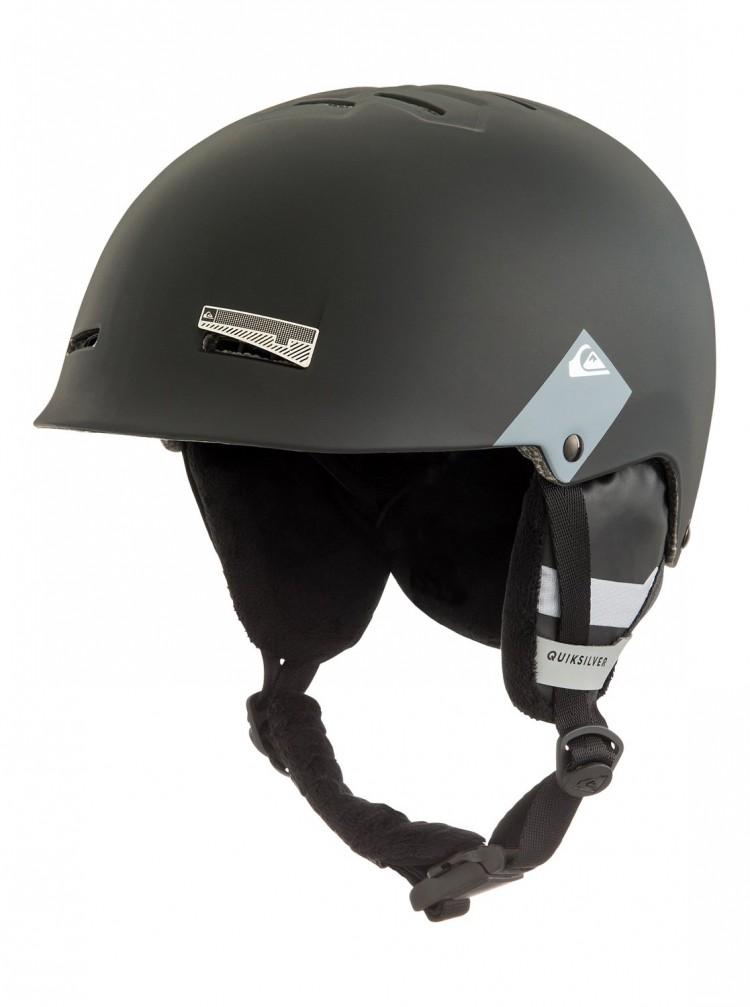 Купить Шлем д/горных лыж и сноуборда QUIKSILVER Skylab Srt M Black, Китай