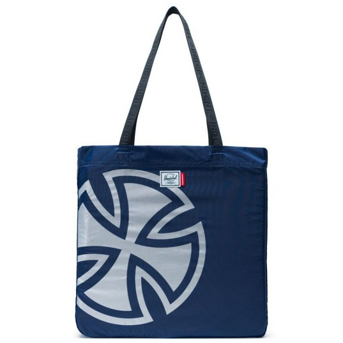 Сумка HERSCHEL New Packable Tote Medieval Blue фото