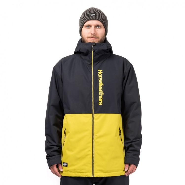 Купить Куртка для сноуборда мужская HORSEFEATHERS M Dagger Jacket Apple Green